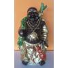 Buddha-kínai-vándor/bronz-arany