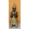 Buddha-thai-térdelő-Lord/107 cm/bronz-arany