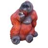 Orangután-vörös