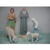 Betlehem-170cm/06 figurával-életnagyság/laminált