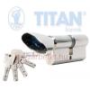 Titan K5 zárbetét 40x50 gombos