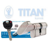 Titan K66 zárbetét 31x61 gombos ASC