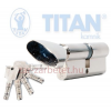 Titan K5 zárbetét 30x30 gombos