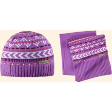 High-Lander Columbia Sakpa+Sál Szet Winter Worn ™ Hat And Scarf Set