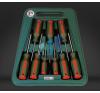 Csavarhúzó TORX készlet 9 részes HANS csavarhúzó