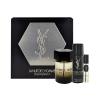 Yves Saint Laurent La Nuit de L'Homme Gift Set ( EDT 100ml + EDT 10ml + Tusfürdõ 50ml ) férfi
