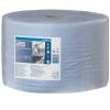 """Tork Törlőpapír, tekercses, általános tisztításhoz, W1 rendszer,  """"Advanced 420"""", kék"""
