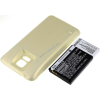 Powery Utángyártott akku Samsung SM-G900V arany 5600mAh