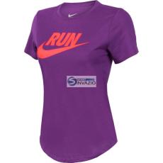 Nike Póló sebesség Nike Swoosh BRAND RED TEE W 806895-556