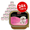 Animonda Vom Feinsten Light Lunch 24 x 150 g - Pulyka & sonka