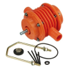 EXTOL PREMIUM EXTOL fúrógéppel hajtható mechanikus szivattyú,; 3/4 csőcsatlakozó, műanyag, tiszta (de NEM ivó-)vízhez