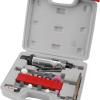 EXTOL PREMIUM_ EXTOL furatköszörű klt., 16 db, befogás: 6mm/3mm, köszörűfejek (6/3mm befogás), 22.000 1/min, 113l/min, 0,63Mpa