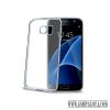 CELLY Galaxy S7 bumper hátlap,Ezüst