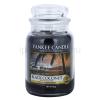 Yankee Candle Black Coconut illatos gyertya  623 g Classic nagy méret + minden rendeléshez ajándék.