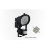 Mozgásérzékelős fényvető + 5,5W R7S LED égő VEGA J-78 fehér