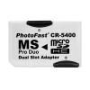 PhotFast MS microSD adapter