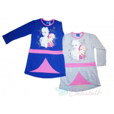 Disney Jégvarázs Frozen gyerek tunika (méret: 104-134)