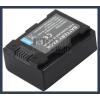 Samsung HMX-S10 3.7V 2200mAh utángyártott Lithium-Ion kamera/fényképezőgép akku/akkumulátor