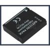 Panasonic DMW-BCJ13PP 3.6V 1250mAh utángyártott Lithium-Ion kamera/fényképezőgép akku/akkumulátor