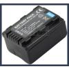 Panasonic SDR-H101 Series 3.7V 1790mAh utángyártott Lithium-Ion kamera/fényképezőgép akku/akkumulátor