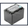 Panasonic SDR-T71 Series 3.7V 3580mAh utángyártott Lithium-Ion kamera/fényképezőgép akku/akkumulátor