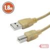 Delight USB nyomtató kábel 2.0 1,8 m (20168)