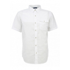 Columbia Cory Edge II Solid Short Sleeve Shirt Ing D (1581312-o_100-White)