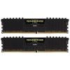 Corsair 16GB (2x8GB) Vengeance LPX Black 3000MHz DDR4 CL15 1.35V Dual-channel memória