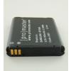 Samsung DV300 3.7V 880mAh utángyártott Lithium-Ion kamera/fényképezőgép akku/akkumulátor