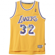 Adidas Póló kosárlabda adidas Swingman Los Angeles Lakers Retired Magic Johnson M A46431