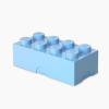 40231736-LEGO Kiegészítők-Uzsonnás doboz világos kék