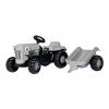 Rolly Toys Rolly Kid Fergie pedálos traktor utánfutóval