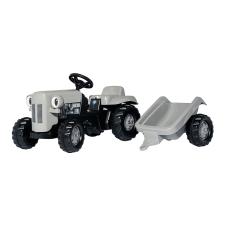 Rolly Toys Rolly Kid Fergie pedálos traktor utánfutóval lábbal hajtható járgány