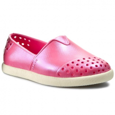 Native Félcipő NATIVE - Verona Hollywood Pink/Bone White