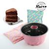 Csokis Kuglóf Sütő Készlet Retro