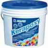 Mapei Kerapoxy égszínkék epoxi ragasztó - 5kg
