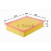 Bosch F026400033 Levegőszűrő NISSAN NAVARA, PATHFINDER