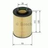 Bosch F026407062 Olajszűrő HYUNDAI ACCENT, GETZ, I10, I30, MATRIX KIA CEED, CERATO, PICANTO, RIO