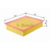 Bosch F026400101 Levegőszűrő NISSAN NOTE, CUBE, MICRA, QASHQAI, TIIDA