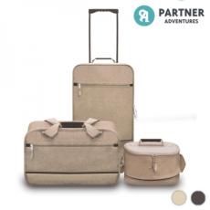 Partner Adventures Bőröndkészlet (3 darabos)