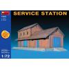 MiniArt Service Station épület makett MiniArt 72028
