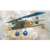 Albatros D.I repülő makett Roden 614