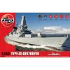 AIRFIX Type 45 Destroyer hajó makett A12203