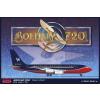 Boeing 720 Caesar s Chariot repülő makett Roden 318