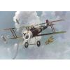 Nieuport 28 repülő makett Roden 403