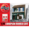 European Ruined Cafe épület makett AirFix A75002