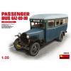 MiniArt Passanger Bus GAZ-03-30 polgári jármű makett Miniart 38005