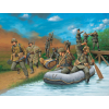 Revell German Engineers WWII figura makett revell 2508