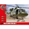 AIRFIX Westland Lynx Army AH-7 helikopter makett Airfix A09101