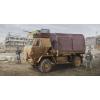TRUMPETER M1078 LMTV(ARMOR CAB) katonai jármű makett trumpeter 01009